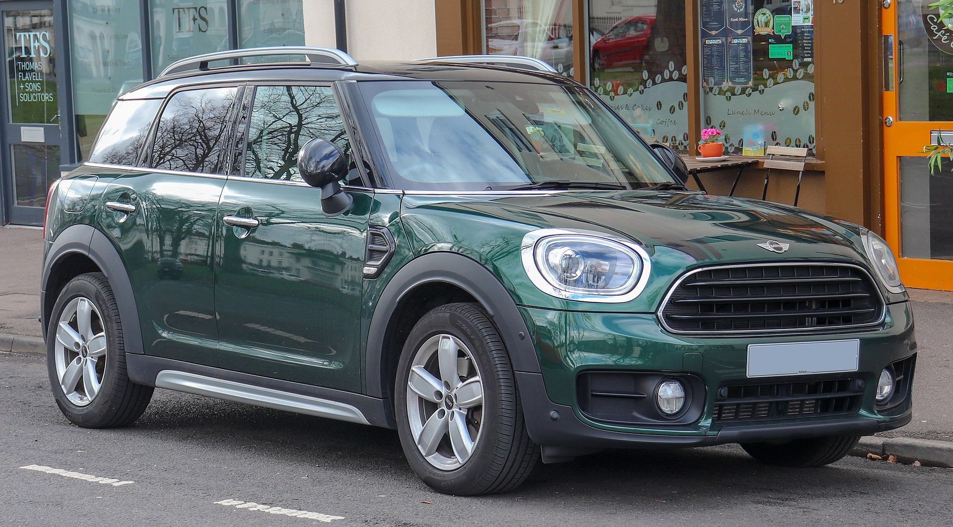 Mini COUNTRYMAN (2017- )